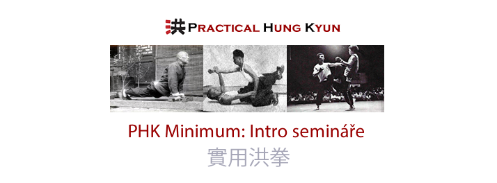 Practical Hung Kyun Minimum: Intro semináře