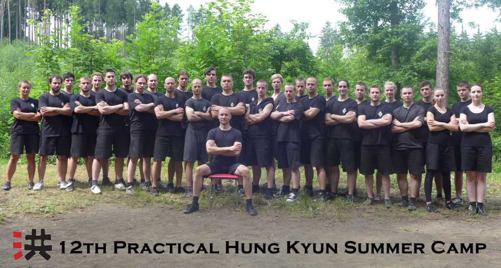 12. letní Practical Hung Kyun Camp