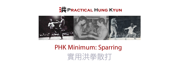 Practical Hung Kyun: Sparring