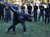volný boj (saan da) - úspěšný přehoz, zápasnická technika (seut)