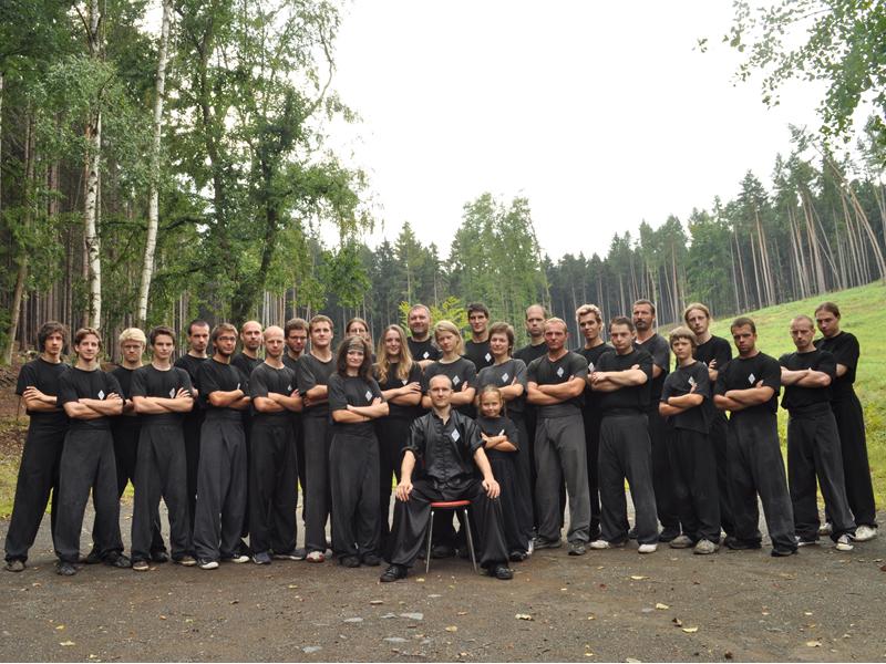 8. letní camp