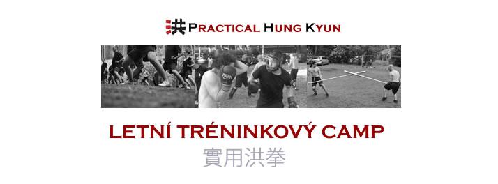14. letní Practical Hung Kyun camp