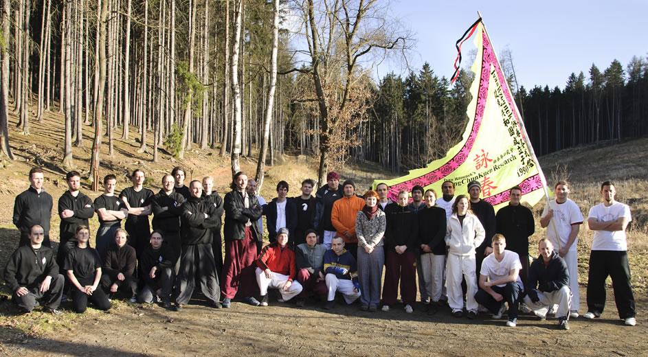 Practical Hung Kyun, Wing Chun Research Institute - Pnětluky, jaro 2012