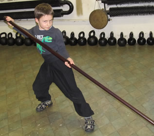 Cvičení pro děti Praha