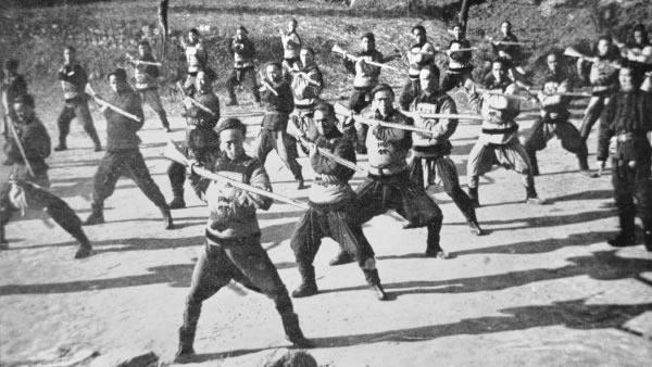 Povstání boxerů