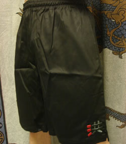 Nová uniforma Practical Hung Kyun - kraťasy