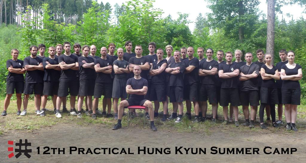 12. letní Practical Hung Kyun camp