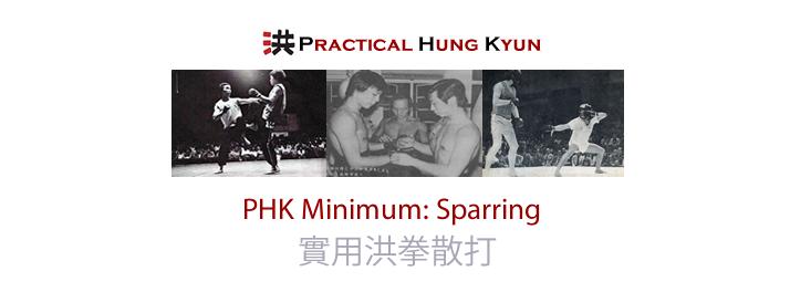 Practical Hung Kyun: Sparring