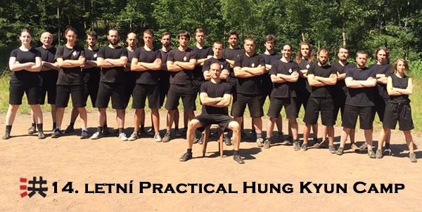 Čínský box a šerm v akci: 14. letní camp Practical Hung Kyun