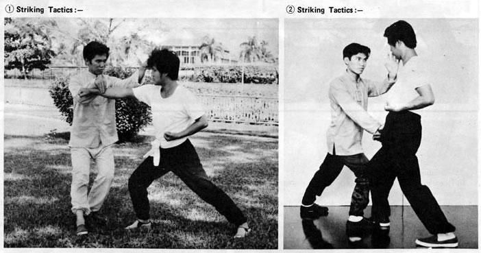 Practical Hung Kyun: Údery, kopy , porazy, zápas