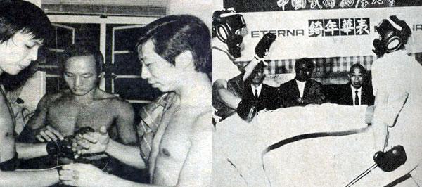 Practical Hung Kyun Gung Fu sparring