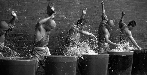 Tajemství boxu z kláštera Shaolin: Měkkost a tvrdost