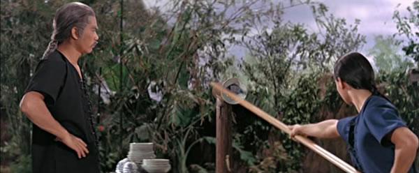 Practical Hung Kyun: Dovednostní trénink s dlouhou tyčí