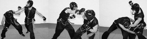 Hap Ga Gung Fu sparring
