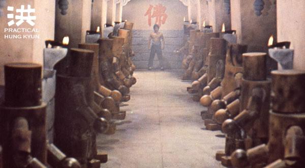 Dovednostní zkoušky v bojových umění před staletími - a dnes