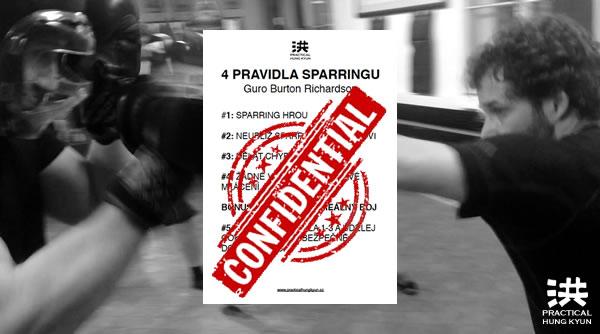 Practical Hung Kyun - pravidla sparringu