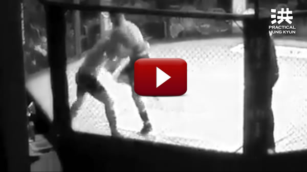 První PHK bojovník v MMA, první vítězství!