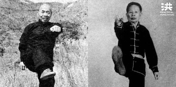 """Jak se do Hung Kyun dostaly tajné techniky """"Kopů beze stínu"""""""