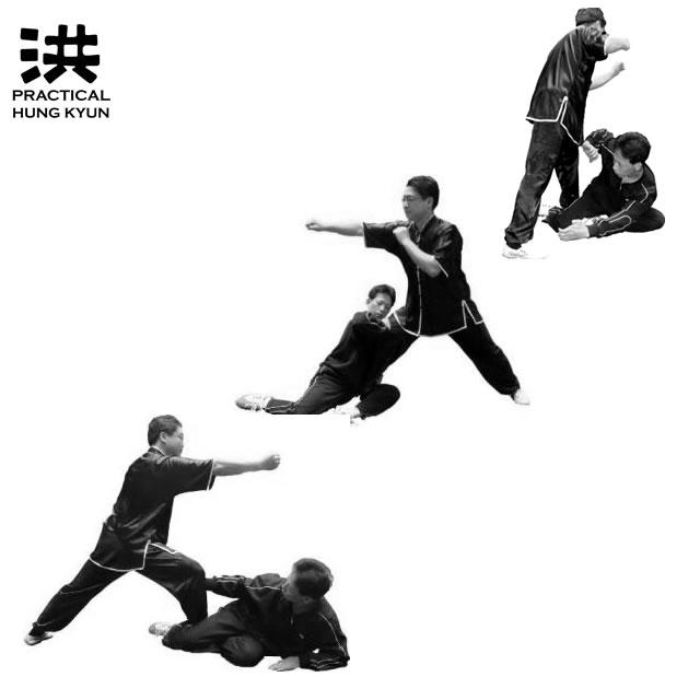 """Čínský styl """"boje na zemi"""" [video]"""