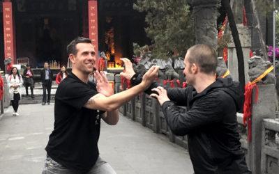 Interview s Lukášem Slavíčkem Sifu o tradičních čínských bojových a zdravotně-kondičních uměních