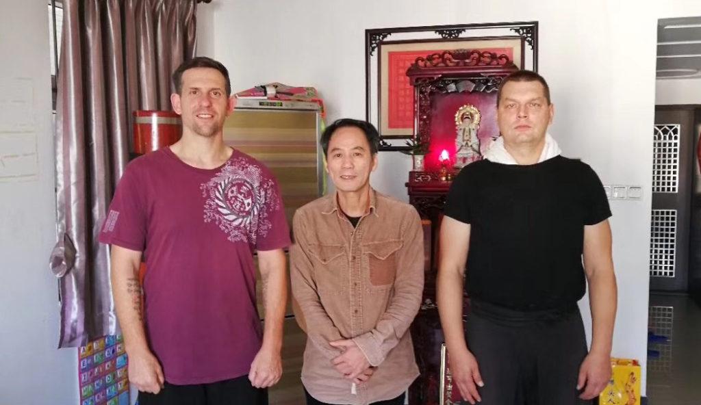 Interview s Lukášem Slavíčkem Sifu o tradičních čínských bojových a zdravotně-kondičních umění