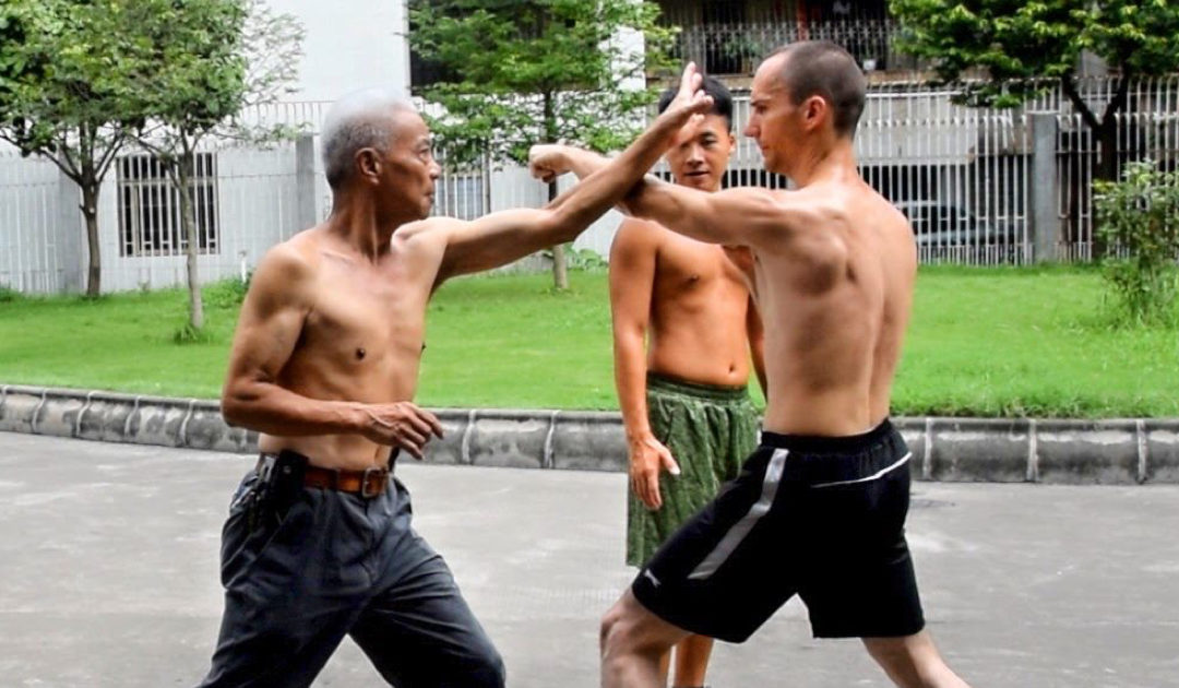 """3 základní bojové techniky """"Stylu draka"""" (Lung Ying Kyun)"""