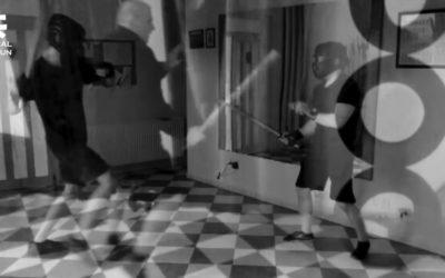 """""""Důstojnická šavle"""" – techniky, drily, sparring a boj [VIDEO]"""
